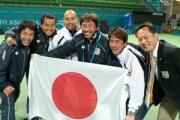 アジア大会 日本代表選手と